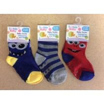 Baby Socks - 12-24 months ~ Boys