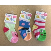 Baby Socks - 12-24 months ~ Girls