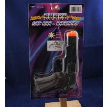 8-Shot Cap Gun ~ Hand Gun Style