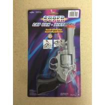 12-Shot Cap Gun ~ Silver