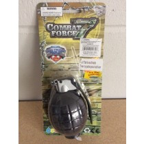 "4"" Toy Grenade w/Electronic Sounds"