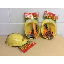 Play Construction Helmet & Tools