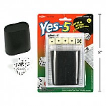 Yes - 5 Dice Game
