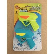 """Water Gun - 4"""" ~ 2 per pack"""