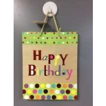 Large Gift Bags ~ Birthday