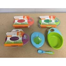 Tootsie Baby Feeding Bowl w/Spoon