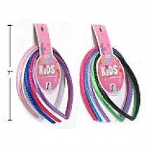 Kid's Hairbands ~ 5 per pack
