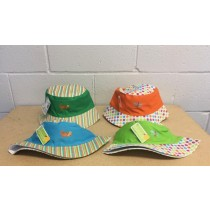Kid's Round Summer Hat