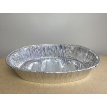 Foil Oval Roaster Pan
