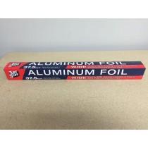 """Aluminum Foil - Wide ~ 25' x 18"""""""