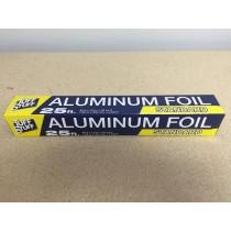 "Aluminum Foil - Standard ~ 25' x 12"""