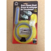 Drain Cleaner Brush / Snake ~ 5' L