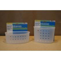 Bathroom Organizer w/Suction Cups ~ 2 styles