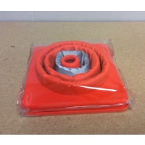 "Collapsible Safety Cones ~ 12""H"