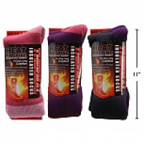 Ladies Insulated Thermal Long Socks