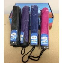 Rain-Guard Folding Umbrella w/Pouch