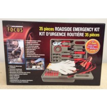 Roadside Emergency Kit ~ 35/pc