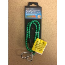 "Heavy Duty Bungee Cords with Carabiners ~ 24"" / 61cm"