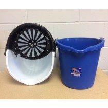 Mop Bucket w/Wringer ~ 13 Quart