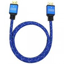 4K HDMI Cable with Metal Heads ~ 3' / 0.90M