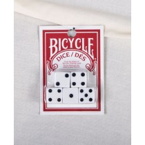 Bicycle Dice ~ 5 per pack