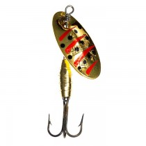 Panther Martin Lure - Size 9 ~ Deluxe Gold Red Black