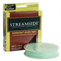 Streamside Featherlike Double Tapered Fly Line