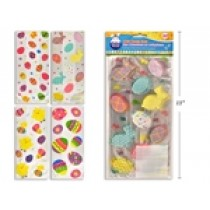 """Easter Cello Candy Bags - 11"""" x 5"""" ~ 20 per pack"""