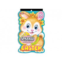 Easter Die-Cut Sticker Book