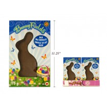 Easter Solid Milk Chocolate Bunny ~ 175 gram