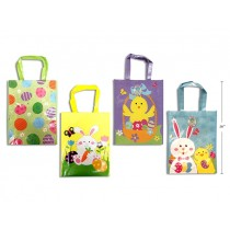 """Easter Coated Non-Woven Printed Bag ~ 16"""""""