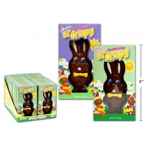 Easter Palmer Double Crisp Lil' Crispy Chocolate Bunny ~ 71gram