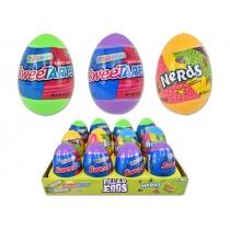 Easter Sweetarts & Nerds Plastic Eggs