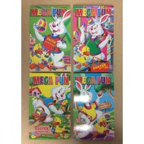 Easter Mega Fun Activity Pad