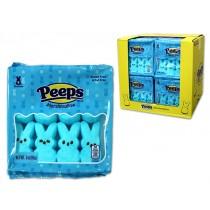Easter Blue Marshmallow Bunny Peeps - 8/pk ~ 85gr
