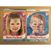 Easter Magic Fun Face Tattoos ~ Girl / Boy