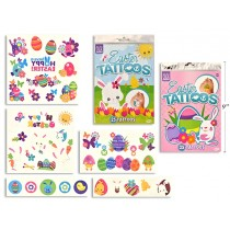 Easter Tattoos ~ 25 per pack