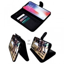 iPhone X Wallet Phone Case