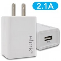 Universal Cube USB Wall Charger ~ 2.1A