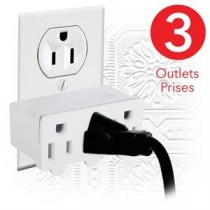 eLink 3 Outlet Wall Tap