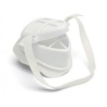 Plastic Frame Type Filter Mask + 1 Extra Filter
