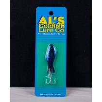 Al's Goldfish - 1/4oz ~ Blue on Nickel