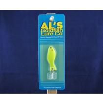 Al's Goldfish - 1/4oz ~ Chartreuse