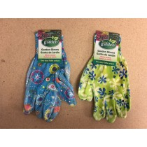 Gardening Gloves - Nitrile Coated ~ 10""