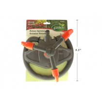 """Deluxe Rotary Sprinkler with Quick Release Nozzle ~ 8"""" x 3.5""""h"""