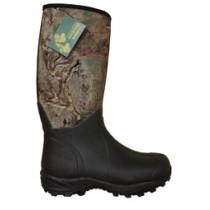 Golden Muddy Neoprene Tall Boots