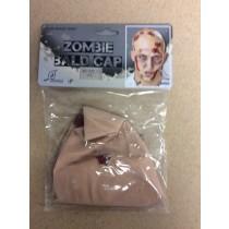 Halloween Zombie Bald Cap