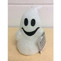 "Halloween Beaded Crystal Ghost ~ 6.25""H"