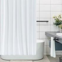 Shower Curtain Liner - PEVA ~ White