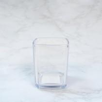Bathroom Tumbler ~ Clear